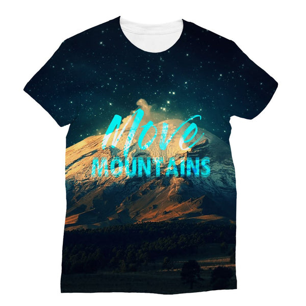 Mountain Mover Sublimation T-Shirt