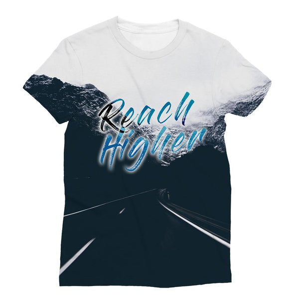 Not High Enough Sublimation T-Shirt