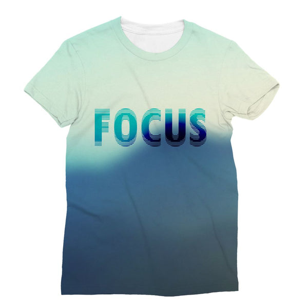 FOCUS Sublimation T-Shirt