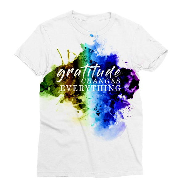 This Changes Everything Sublimation T-Shirt