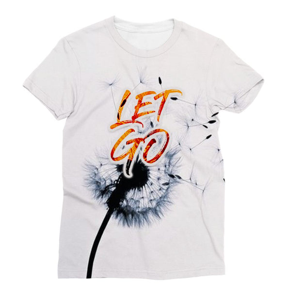 Like A Dandelion Sublimation T-Shirt
