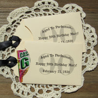 Party Favors for 90th Birthday