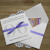 90th Birthday Party Favors