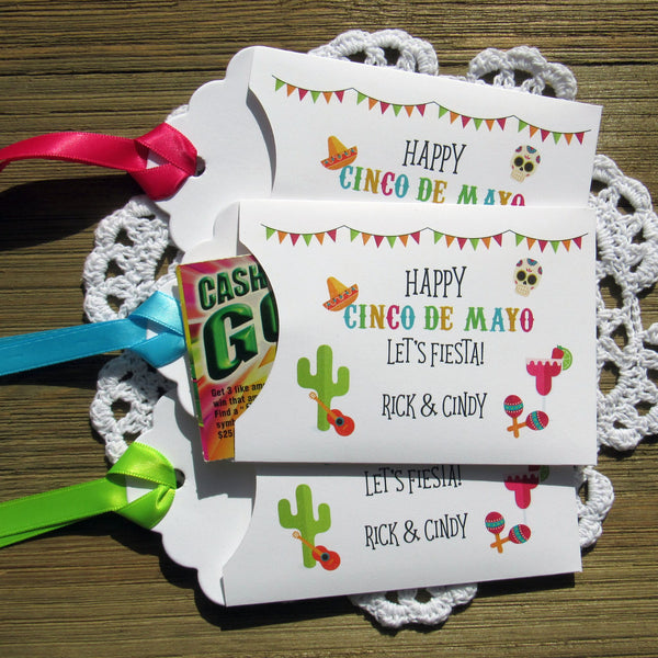 Cinco De Mayo Party Favors are perfect to see who wins big