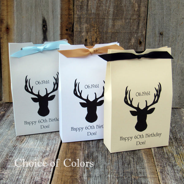 Men's Hunting Party Favors