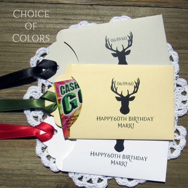 Deer Hunting Party Favors
