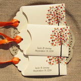 Fall Wedding Favors
