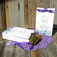 Our personalized bridal shower favor boxes are sure to impress your guests