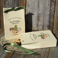 Woodland Birthday Favors