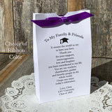 Personalized Graduation Favor Boxes