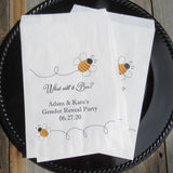 Gender Reveal Party Favor Bags
