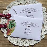 Drive By Graduation Party Favors
