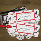 High Heel Party Favors