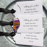 Wedding Lottery Scratch Off Favors
