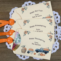 Thanksgiving Favors - Friendsgiving Favors
