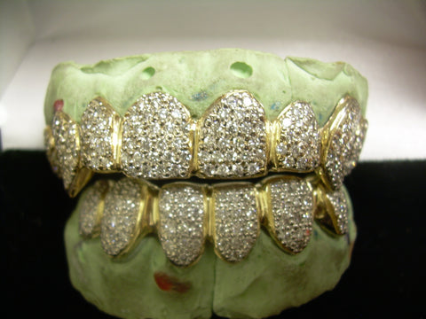 Pave Set Diamond Grill *Price is per tooth