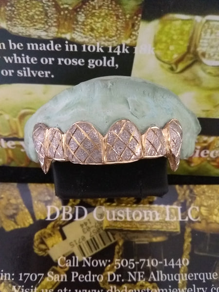 Diamond Dust Grill