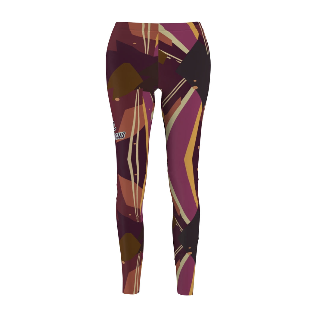 The 'Festival Season' Sublimated Leggings