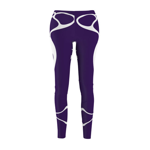 The Purple Daze Sublimated Leggings