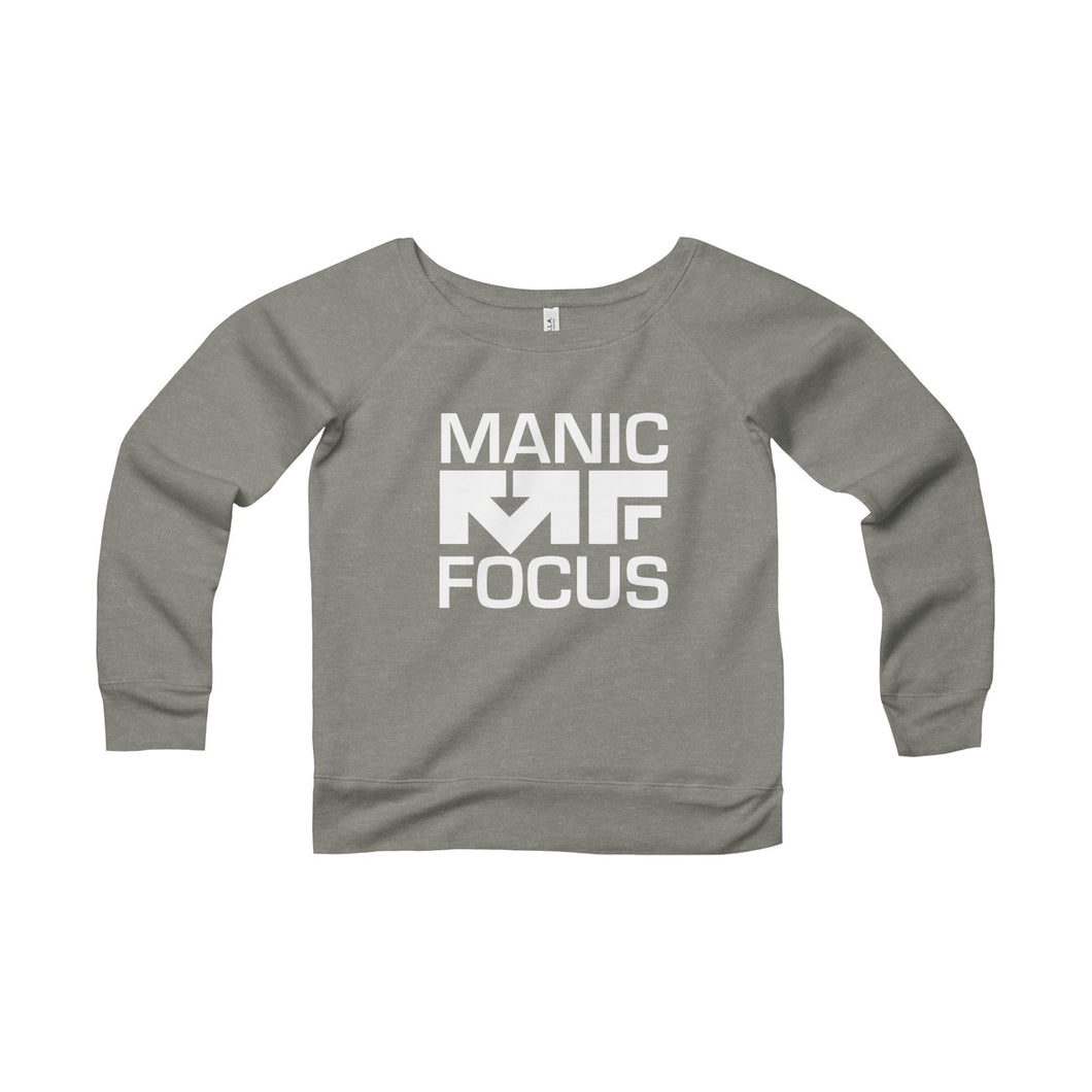 The Block Logo 'Sponge Fleece Crewneck' In Grey