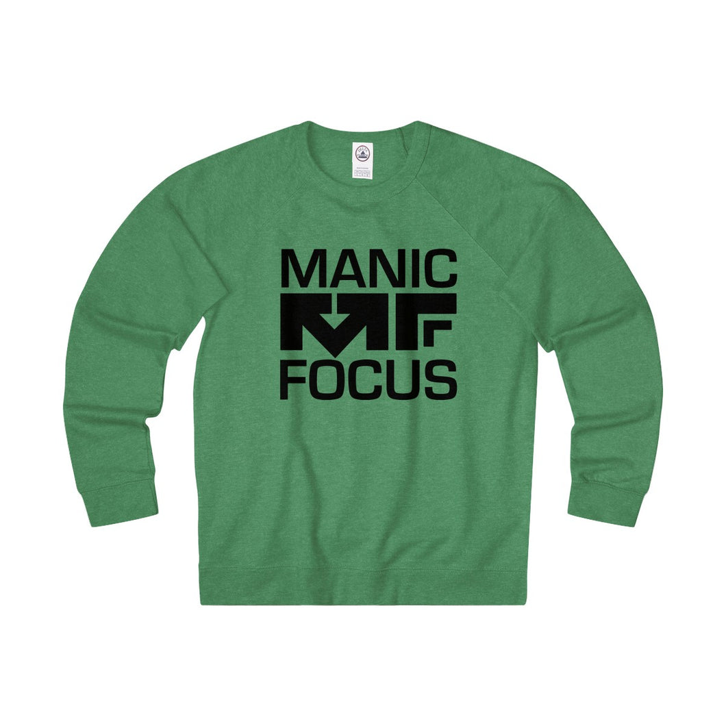 The Block Logo 'French Terry Crewneck' In Green