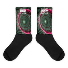 The Vortex Print Socks
