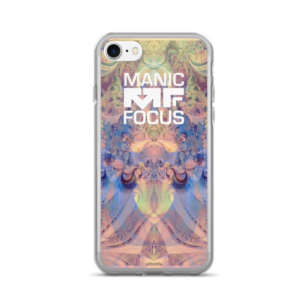 Nirvana Print iPhone 7 Case
