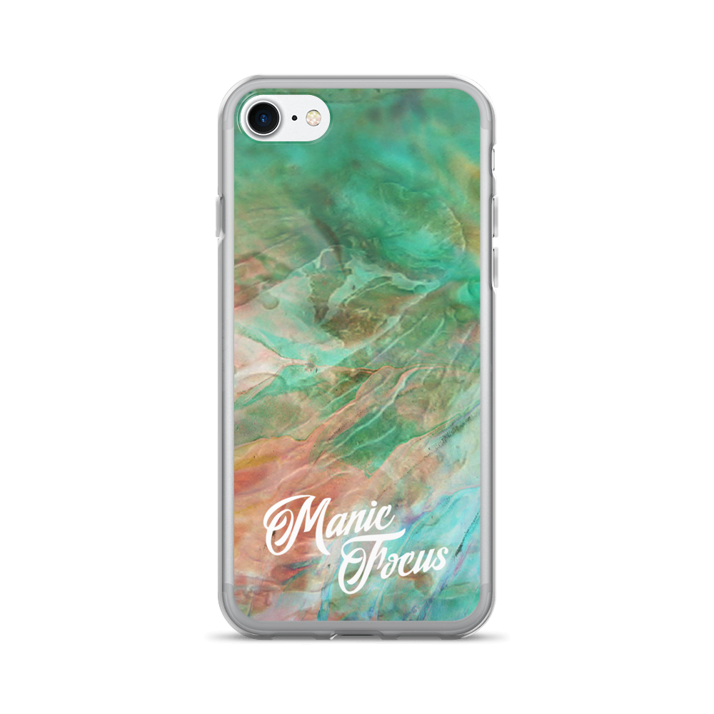 Drippy Print iPhone 7 Case