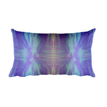 Space Traveler Print Pillow