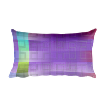 Expanding Perspective Print Pillow
