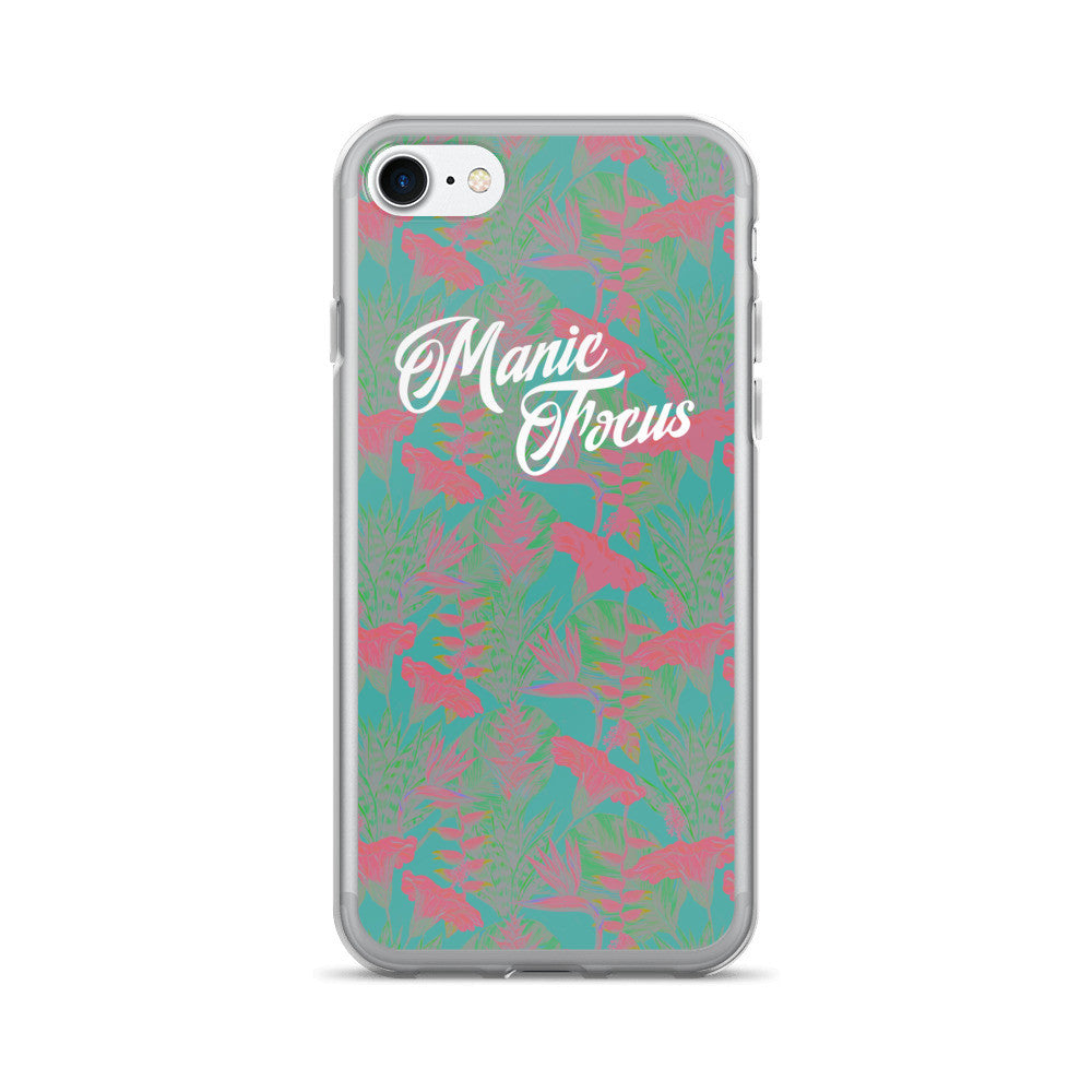 The Floral Print iPhone 7 Case