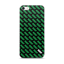 The Repeat iPhone 5/6 Case In Green