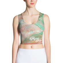 Drippy Sublimated Crop Top
