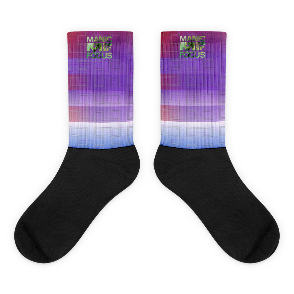 Expanding Perspective socks