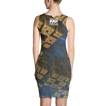 The Spectral Cubes Sublimated Dress