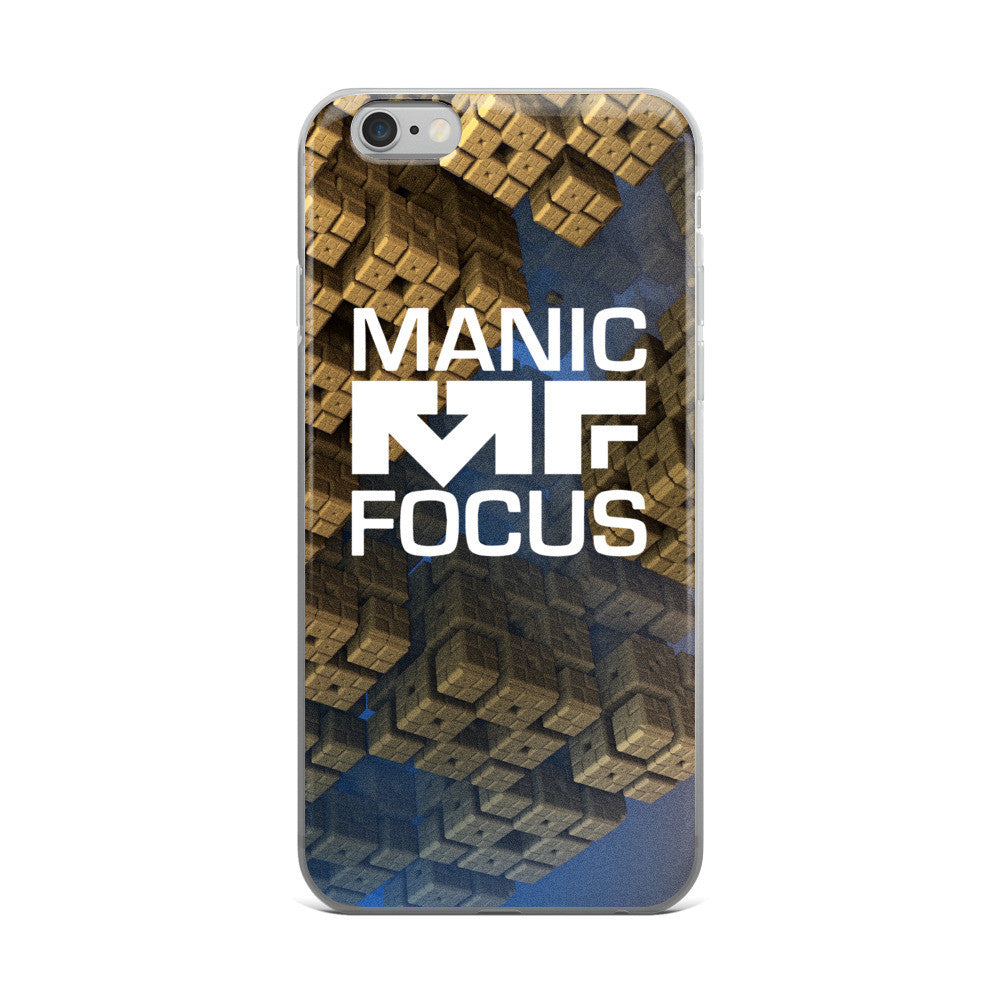 The Spectral Cubes iPhone 5/6 Case