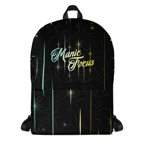 The 'Super Happy New Year' Backpack