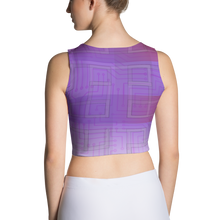 Expanding Perspective Crop Top