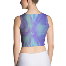 Space Traveler Sublimated Crop Top