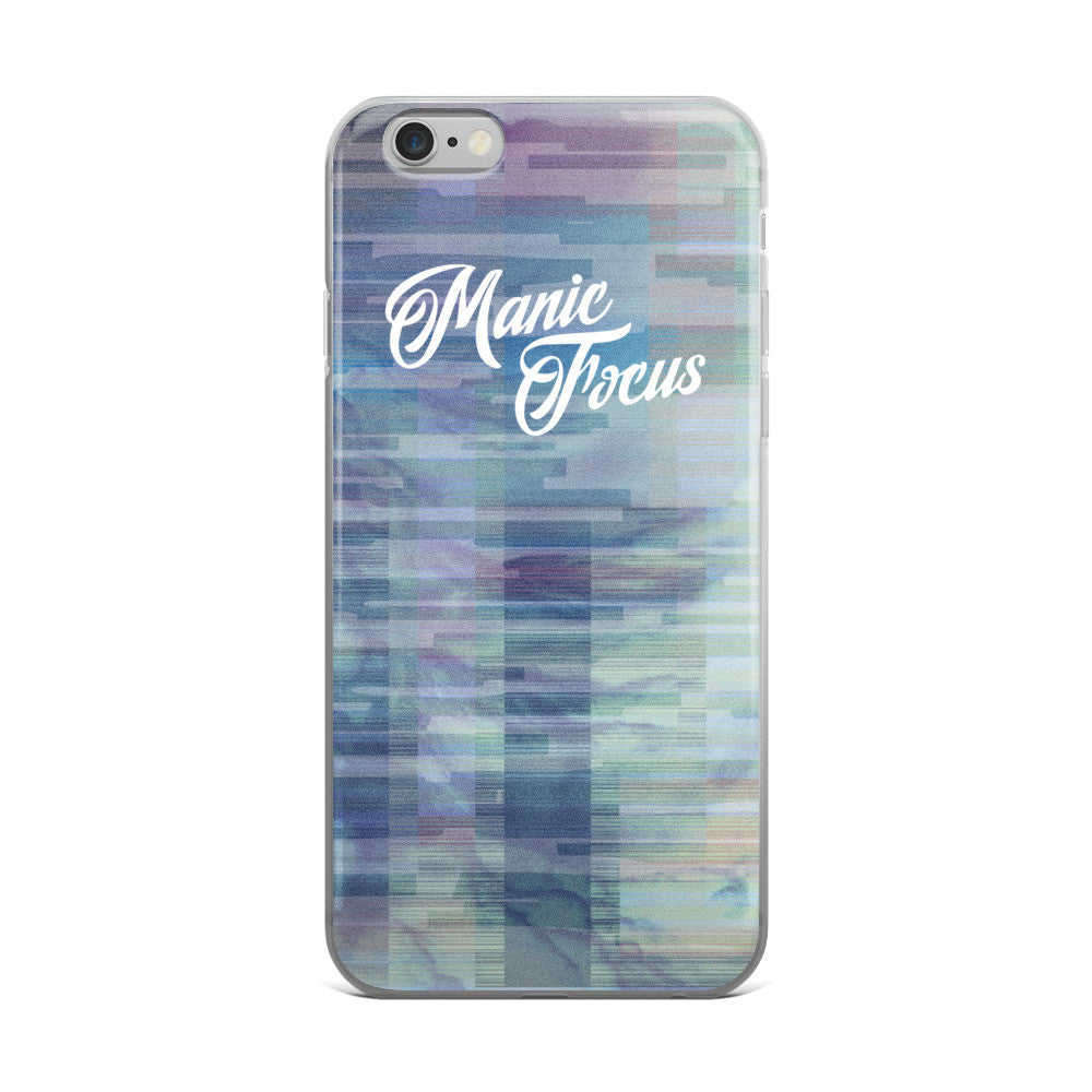 The Glitch Print iPhone 5/6 Case