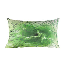 The Galactal Print Pillow