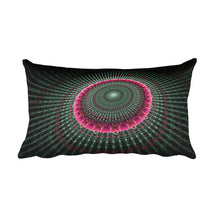 The Vortex Print Pillow