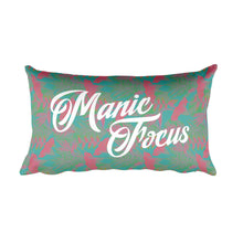 The Floral Print Pillow