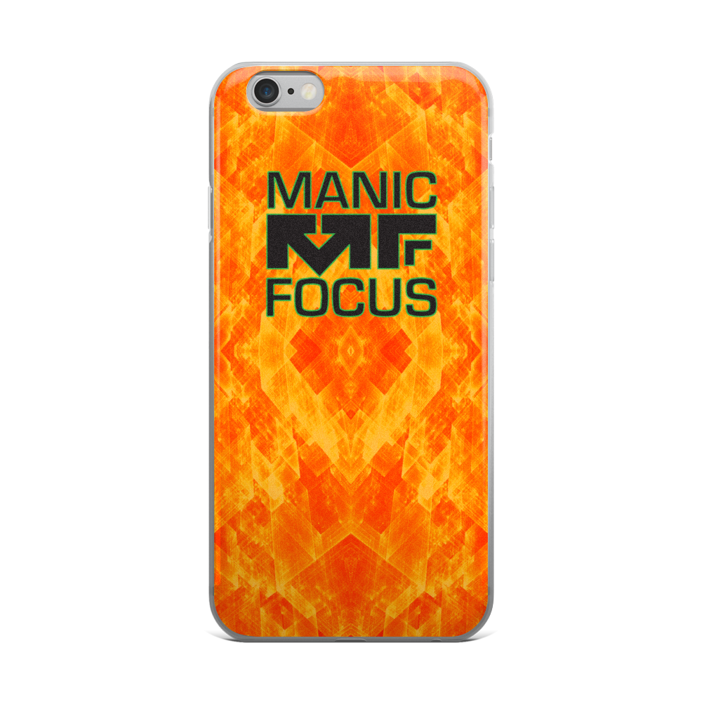 Forever Blasting Print iPhone 5/6 Case
