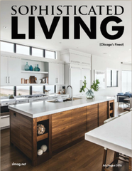 Sophisticated Living July/August 2016