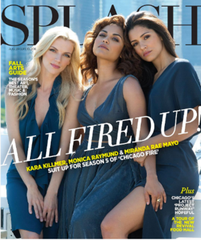 Splash Magazine - September 2016 Cover Story