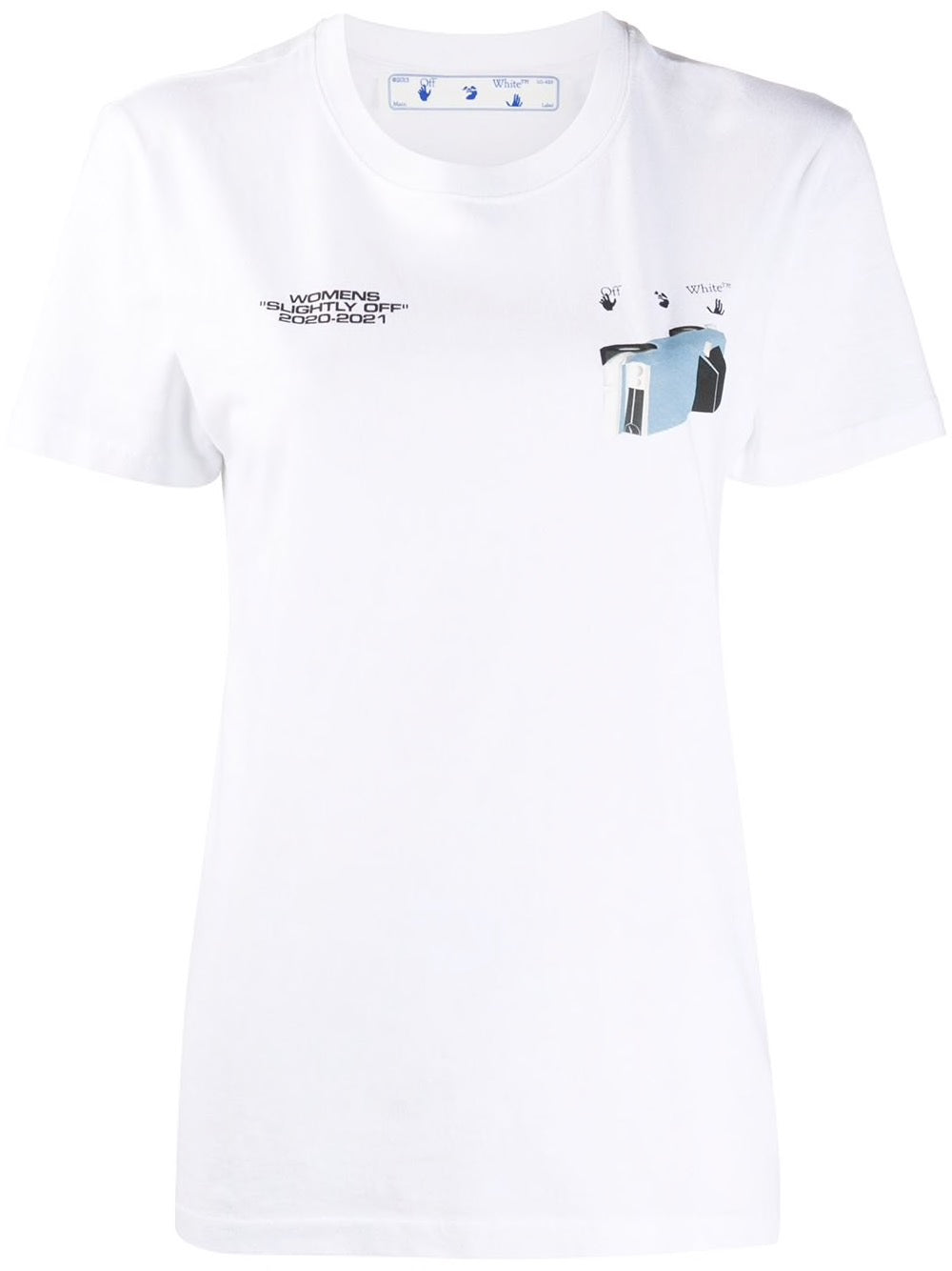 White Cars Collection Tee