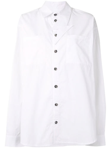 White Lightening Collar Shirt