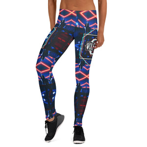 WOLFTOWN 'UNCHAINED' (Leggings)