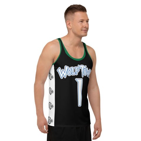 WOLFTOWN 'THE FRANCHISE' (All Over Print Tank Top)